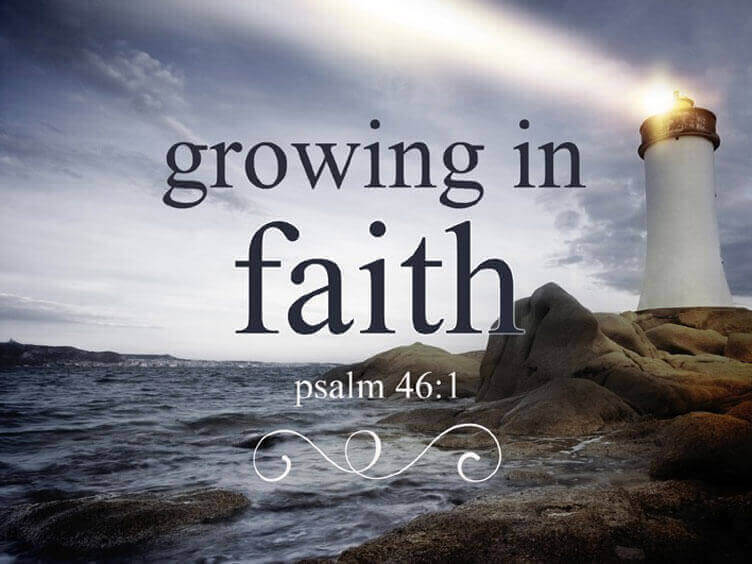 Growing in Faith