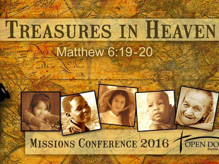Missions Conference 2016