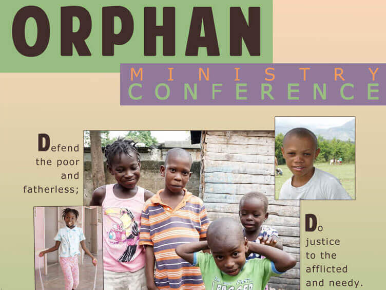 Orphan Ministry Conference