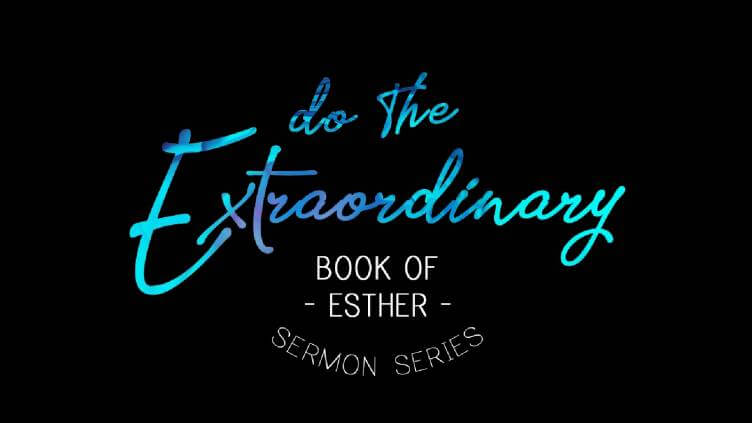 Do the Extraordinary