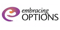 Embracing Options logo